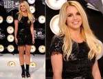 Britney Spears In Moschino - 2011 MTV Video Music Awards