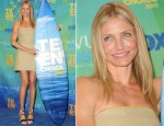 Cameron Diaz In A.L.C. - 2011 Teen Choice Awards