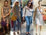 Celebrities Love...Loewe Flamenco Bag