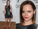 Christina Ricci In Michael Kors - TCA 2011 Summer Press Tour