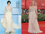 "Diane Kruger In Elie Saab Couture - ""The Ides Of March"" Venice Film Festival Premiere"