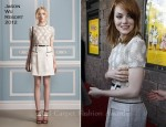 "Emma Stone In Jason Wu - ""The Help"" Mississippi Screening"