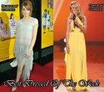 Best Dressed Of The Week - Emma Stone In Chanel Couture & Cat Deeley In River Island