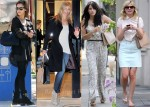Celebrities Love...The Valentino Rockstud Shoulder Bag