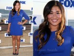 Jenna Ushkowitz In BCBG Max Azria - FOX All-Star Party 2011