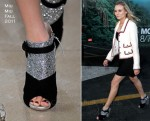 Diane Kruger In Chanel & Miu Miu - FOX All-Star Party 2011