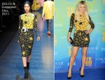 Fergie In Dolce & Gabbana - 2011 Teen Choice Awards