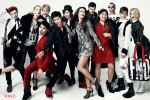 'Glee' For Vogue US September 2011