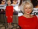 "Helen Mirren In Michael Kors - ""The Debt"" New York Screening"