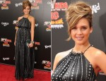 "Jessica Alba In Dolce & Gabbana - ""Spy Kids: All The Time In The World 4D"" LA Premiere"