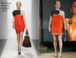 "Julianne Moore In Bottega Veneta - ""What's On The Table"" Event"