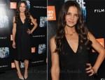"Katie Holmes In Holmes & Yang - ""Dont Be Afraid Of The Dark"" New York Premiere"