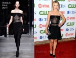 Kristen Bell In Versus - CBS, The CW And Showtime TCA Party
