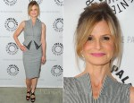 "Kyra Sedgwick In Antonio Berardi - The Paley Center For Media Presents ""An Evening With The Closer"""