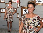 Lauren Conrad In Alice + Olivia - Alice + Olivia Shoe Launch Party