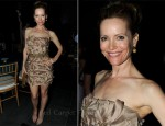 "Leslie Mann In Monique Lhuillier - ""The Change-Up"" Premiere After Party"