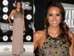 Louise Roe In Tibi - 2011 MTV Video Music Awards