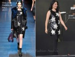 Lucy Liu In Dolce & Gabbana - The Big Chill Festival