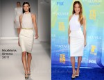 Maggie Q In MaxMara - 2011 Teen Choice Awards
