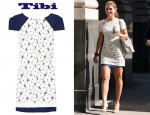 In Maria Menounos' Closet - Tibi Lace Dress