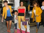 Celebrities Love...A Dash Of Mustard