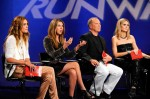 Erin Wasson In Michael Kors, Nina Garcia In 3.1 Phillip Lim & Heidi Klum In Michael Michael Kors – Project Runway Season 9 Episode 5