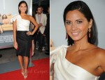 "Olivia Munn In Carolina Herrera - ""Our Idiot Brother"" LA Premiere"