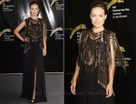 Olivia Wilde In Gucci - Cowboys & Aliens Festival del Film di Locarno Photocall