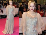 "Peaches Geldof In Alberta Ferretti - ""One Day"" London Premiere"