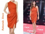 In Penelope Cruz' Closet - Roksanda Ilincic Draped Dress