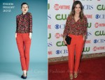 Rachel Bilson In Erdem - CBS, The CW And Showtime TCA Party