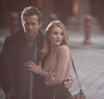 Rosie Huntington-Whiteley & Ryan Reynolds For Marks and Spencer