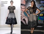 "Sonam Kapoor In Collette Dinnigan - ""Mausam"" Promotion"
