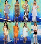 Who Was Your Best Dressed At The 2011 Teen Choice Awards?