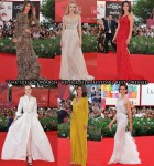 "Who Was Your Best Dressed At ""The Ides Of March"" Venice Film Festival Premiere?"