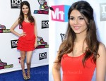 Victoria Justice In Jay Godfrey - 2011 VH1 Do Something Awards