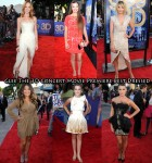 Who Was Your Best Dressed At The Glee The 3D Concert Movie Premiere?
