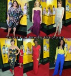 "Who Was Your Best Dressed At ""The Help"" LA Premiere?"
