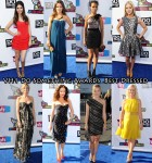 Who Was Your Best Dressed At The VH1 Do Something Awards?