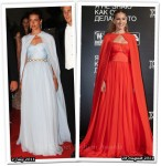 Who Wore Giambattista Valli Couture Better? Charlotte Casiraghi or Sarah Jessica Parker