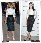 Who Wore Marc Jacobs Better? Anna Wintour or Kelly Chen