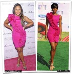 Who Wore Notte by Marchesa Better? Ashanti or Kelly Rowland