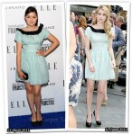Who Wore Razan Alazzouni Better? Ariel Winter or Emma Roberts