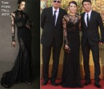Zhang Ziyi In Tom Ford - 2011 Chinese Huabiao Film Awards