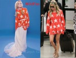 In Ashley Tisdale's Closet - Wildfox Seeing Stars Sweater