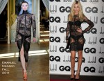 Abbey Clancy In Emanuel Ungaro - 2011 GQ Men Of The Year Awards