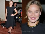 "Abbie Cornish In Elie Saab - ""W.E."" Venice Film Festival Photocall"