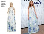 Abbie Cornish In Emilio Pucci - Venice Film Festival Lancia Cafe