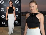 Abbie Cornish In Gucci - 2011 Gucci Award For Women In Cinema