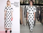 Alexa Chung In Stella McCartney - Stella McCartney Fashion's Night Out